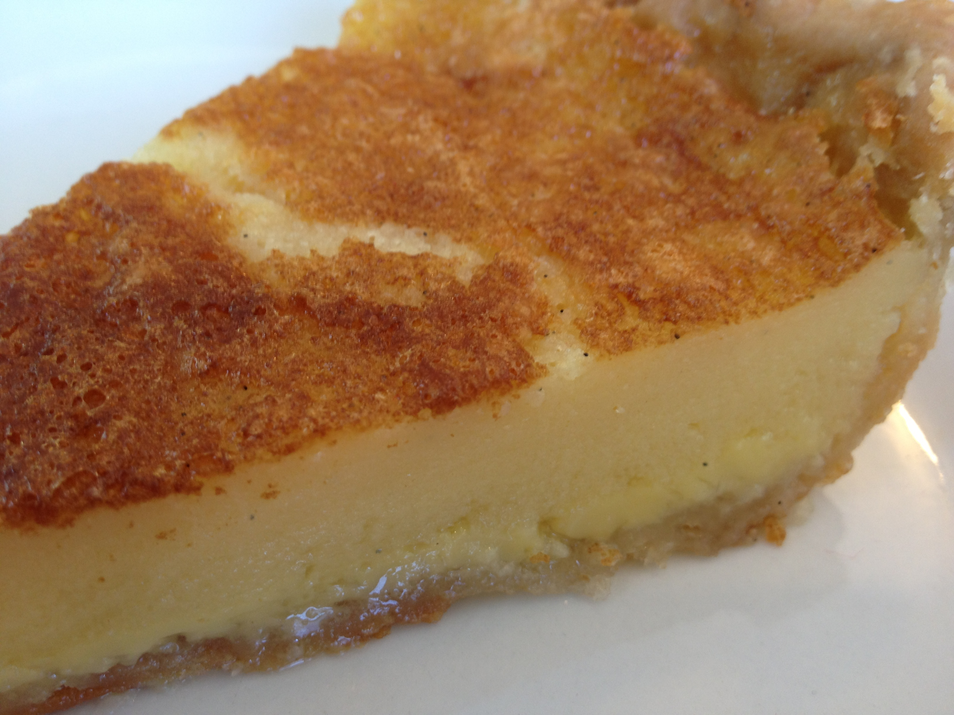... buttermilk pie suspicion that this pie is buttermilk pie buttermilk