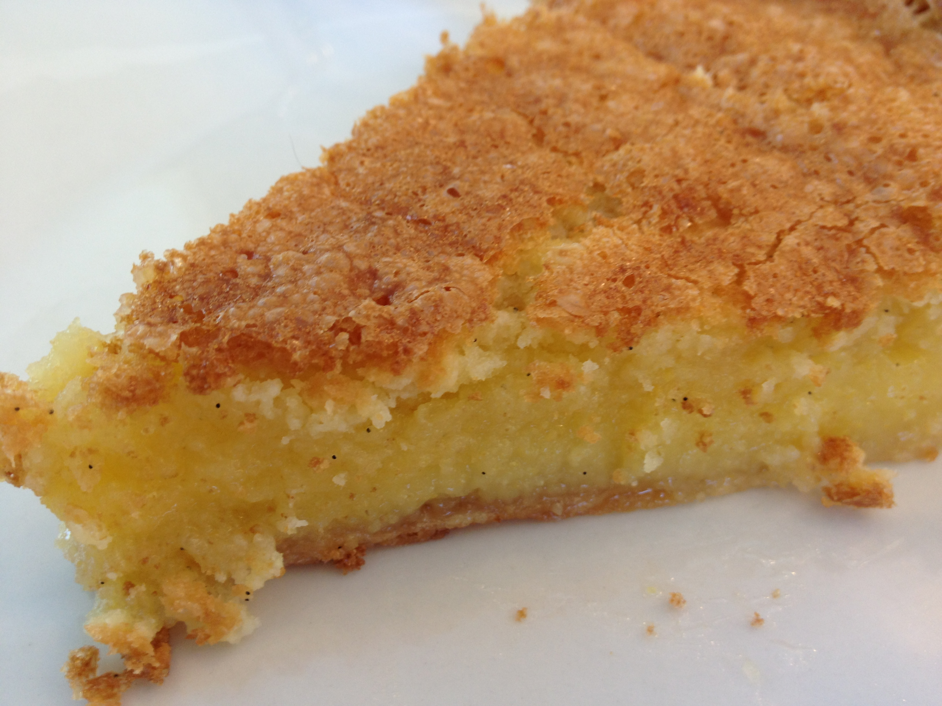 CurvyMama Smackdown: Chess Pie Versus Buttermilk Pie - CurvyMama Pies